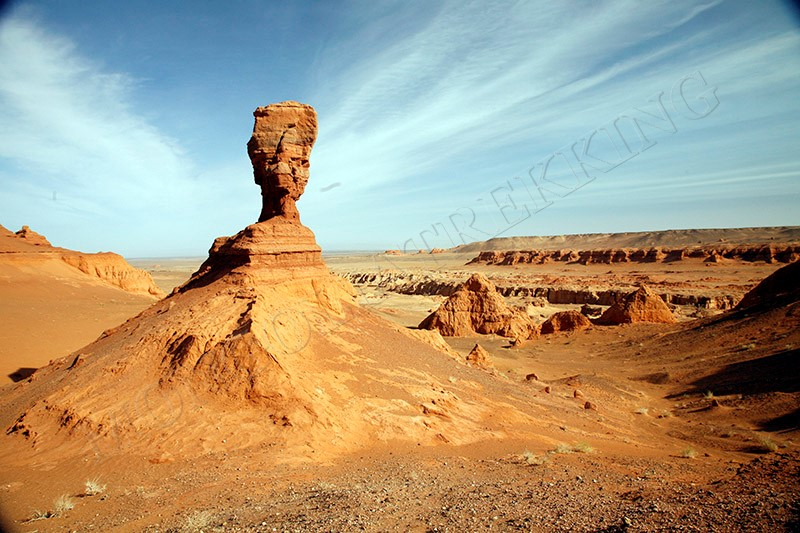 Desert Sphinx - Gobi & Beyond jeep tour